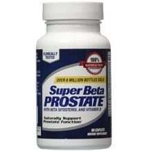Super Beta Prostate supplement Review
