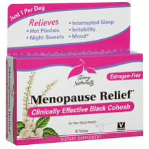 Terry Naturally Menopause Relief Review