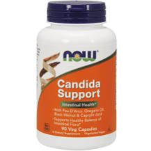 Now's Candida Support Review