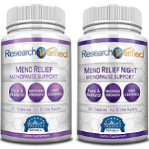 Research Verified MenoRelief Review