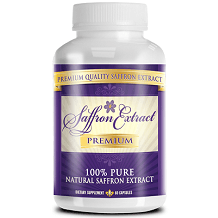 Saffron extract Premium supplement