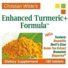 Christian Wilde's Enhanced Turmeric+ Formula Review