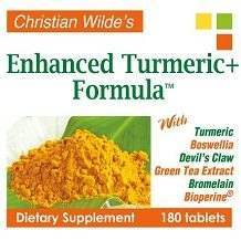 Christian Wilde's Enhanced Turmeric+ Formula Review