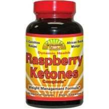 Dynamic Health Raspberry Ketones Complete Review