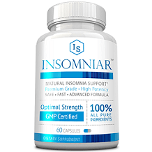 Insomniar Natural Insomnia Support Review