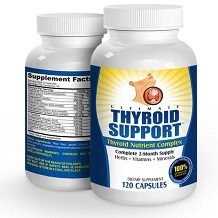 Ultimate Thyroid Support supplement Review
