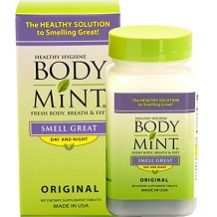 Healthy Hygiene Body Mint Review