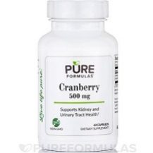 Pure Formulas Cranberry Review