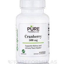 Pure Formulas Cranberry Review