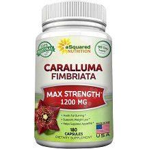 aSquared Nutrition Caralluma Fimbriata Review