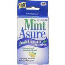 MintAsure Fresh Breath Capsules Review