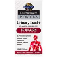 Garden Of Life Dr. Formulated Probiotics Urinary Tract + Review