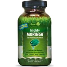 Irwin Naturals Mighty Moringa Review