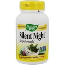 Nature's Way Silent Night Sleep Formula Review