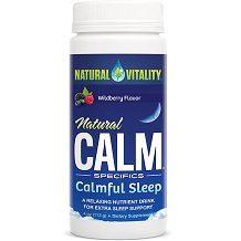Natural Vitality Natural Calm Calmful Sleep Review
