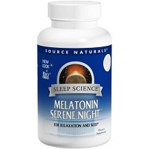 Sleep Science Melatonin Serene Night Review
