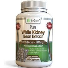BioGanix Pure White Kidney Bean Extract Review
