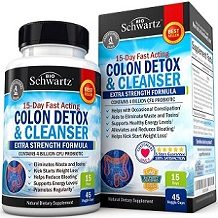 BioSchwartz Colon Detox & Cleanser Review