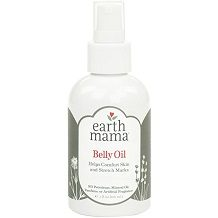 Earth Mama Belly Oil Review