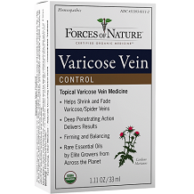 Forces of Nature Varicose Vein Control Review