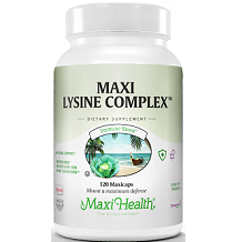 Maxi Health Maxi Lysine Complex Review