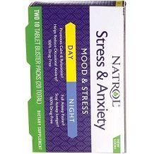 Natrol 5-HTP Stress & Anxiety Day & Night Formula Review