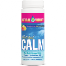 Natural Vitality Natural Calm Review