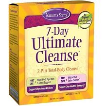 Nature's Secret 7-Day Ultimate Cleanse Review