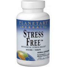 Planetary Herbals Stress Free Botanical Stress Relief Review