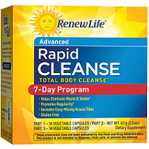 Renew Life Rapid Cleanse Review