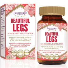 Reserveage Nutrition Beautiful Legs for varicose veins