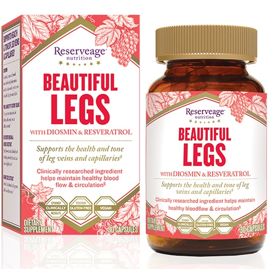 Reserveage Nutrition Beautiful Legs Review • Is it a Scam