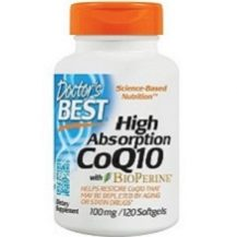 Doctor's Best High Absorption CoQ10 Review