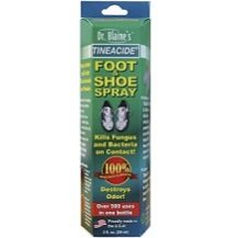 Dr. Blaine's Tineacide Antifungal Foot and Shoe Spray Review