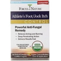Forces of Nature Athlete's Foot Jock Itch Control Review