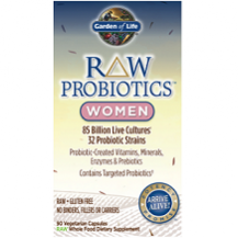 Garden of Life Raw Probiotics Women Review