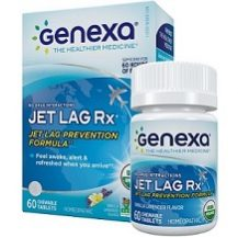Genexa Health Jet Lag Rx Review