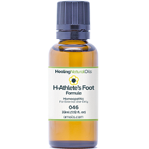 Healing Natural Oils H Athletes Foot Formula Review