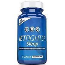 Nutrissa Jetfighter Sleep Review