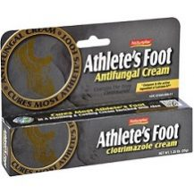Natureplex Athlete's Foot Cream Review