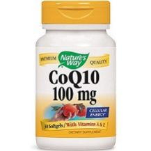 Nature's Way CoQ10 Review