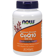 Now CoQ10 Review