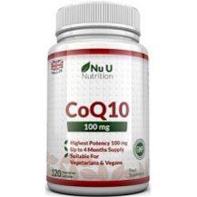 Nu U Nutrition CoQ10 Review