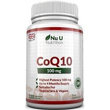 Nu U Nutrition CoQ10 Review