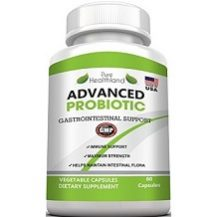 Pure Healthland Advanced Probiotic Gastrointestinal Support Review