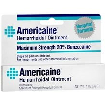Americaine Hemorrhoidal Ointment Review