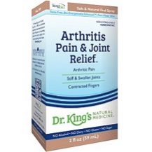 Dr King's Arthritis Pain & Joint Relief Review