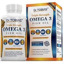 Dr.Tobias Omega 3 Fish Oil Supplement Review