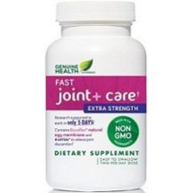 Genuine Health Fast Joint + Care Extra Strength Review