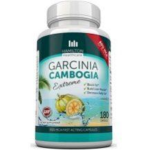 Hamilton Healthcare Garcinia Cambogia Extreme Review